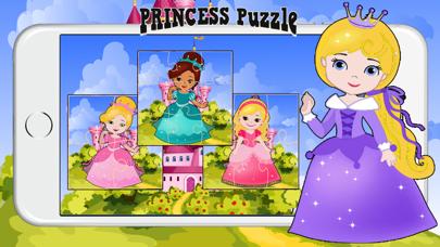 Mermaid Princess Puzzles : Fairy Jigsaw for Girls