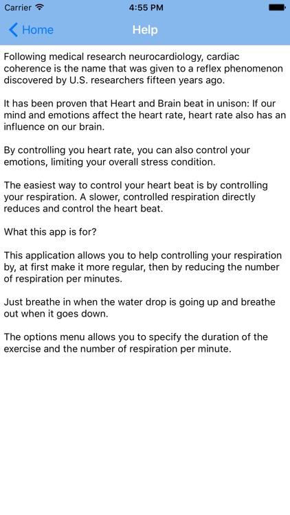Cardiac Coherence screenshot-4
