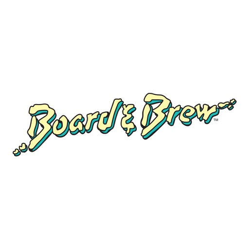 Board & Brew icon