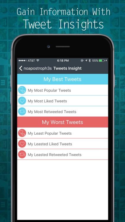 TwitFollow Pro screenshot-3