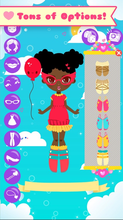 Lil 39 Cuties Dress Up Game For Girls Street Fashion Style By Laura Tallardy