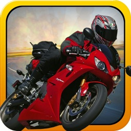 Moto Traffic Racer: Xtramath motorcycle racing bmx