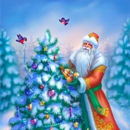Советские открытки на Рождество и Новый Год 2017