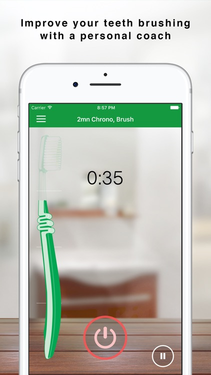 2mn Chrono - Brush your teeth