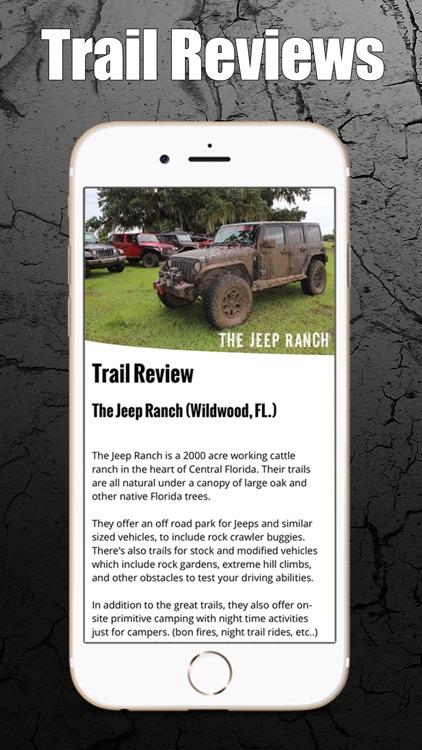 Lifted Jeep Magazine: Wranglers and Cherokees screenshot-3