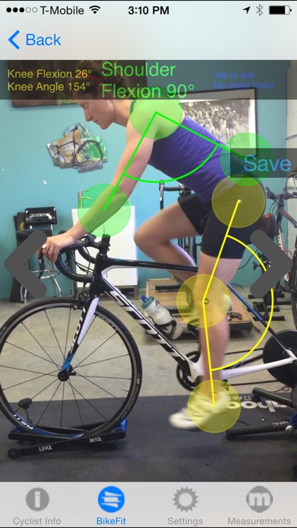 BikeFit screenshot-1