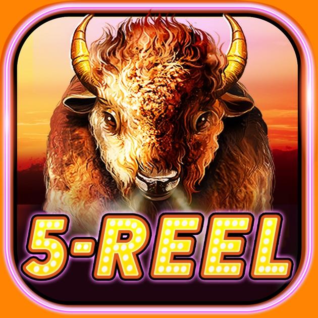 5 reel slots online