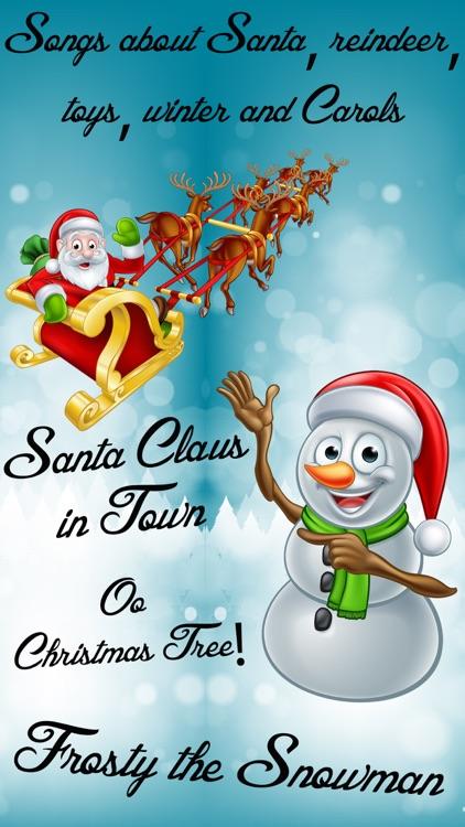 Christmas Songs, Carols & Music For Kids