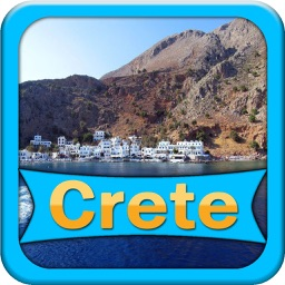 Crete Island Offline Map Travel Guide