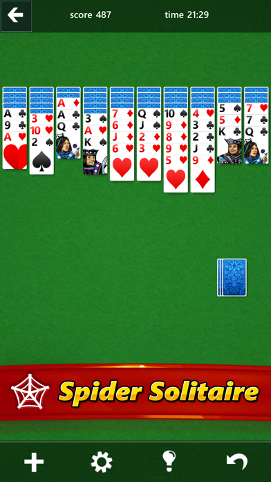 Microsoft Solitaire Collection Screenshots