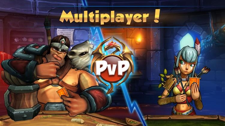 Card King: Dragon Wars screenshot-0