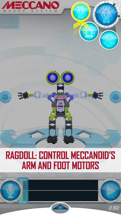 Meccanoid - Build and Program Your Own Robot!