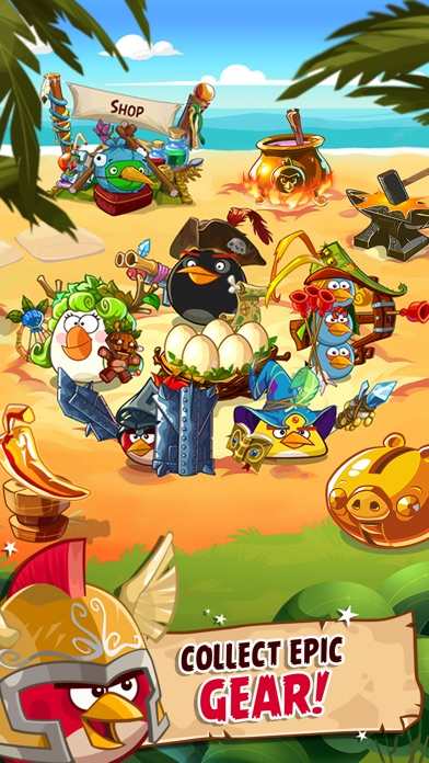 Angry Birds Epic RPG for Windows