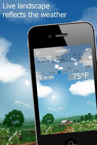 YoWindow Weather screenshot 1