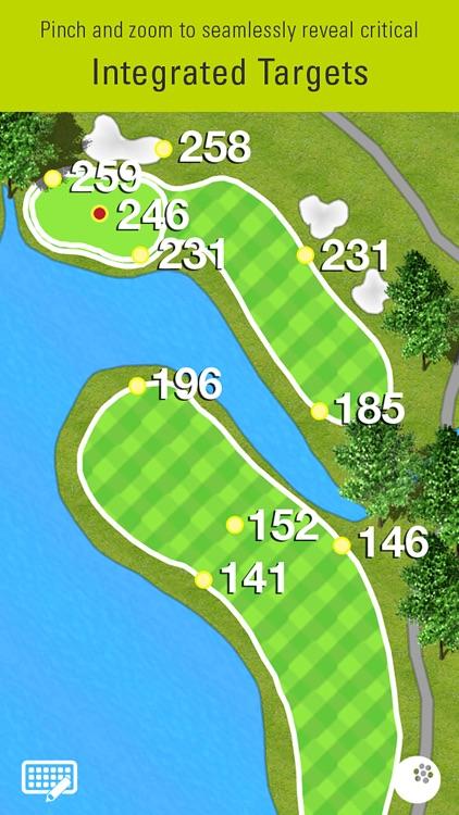 SkyCaddie Mobile by SkyGolf: Golf GPS/GameTracker app image