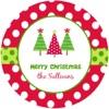 Xmas Santa Sticker - Special Edition for Xmas