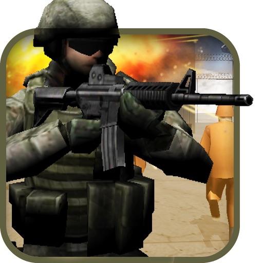 Army Sniper Mission:The Asylum