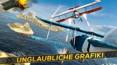 Kostenlose Flugzeug Krieg Rennen Spiel für KindernScreenshot von 2