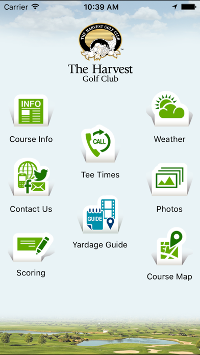 The Harvest Golf Club screenshot two