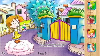 Seven Colored Flower iBigToy Скриншоты3