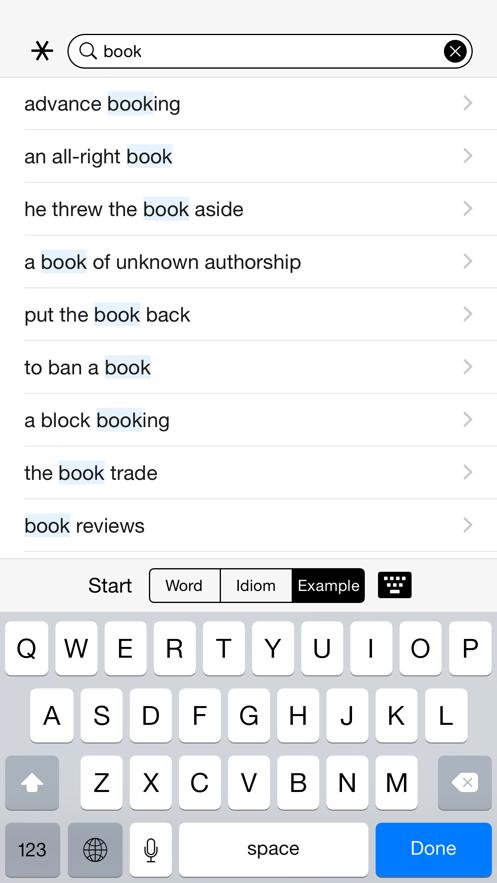 Collins English Dictionary】应用信息- iOS App基本信息 应用