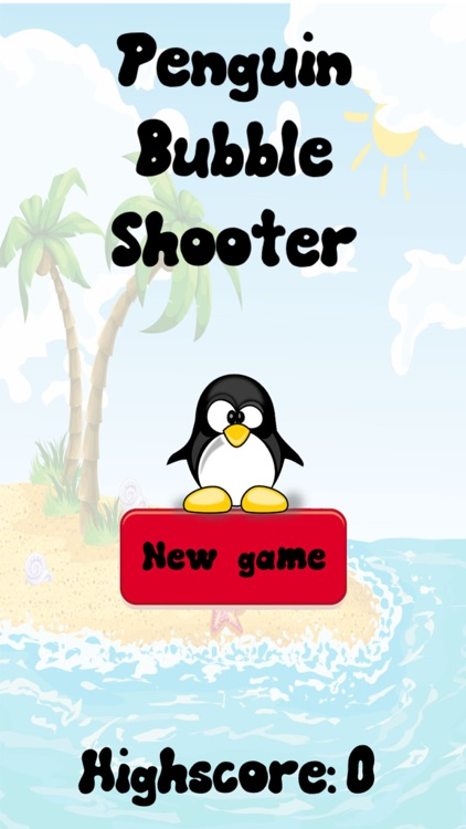 Penguin Bubble Shooter Free!