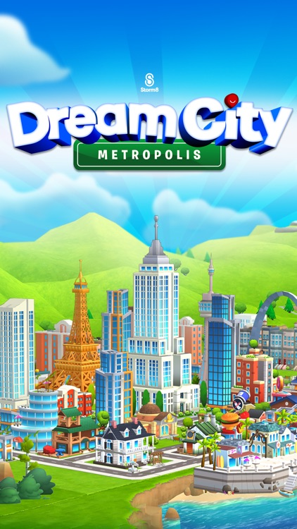 Dream City: Metropolis screenshot-4