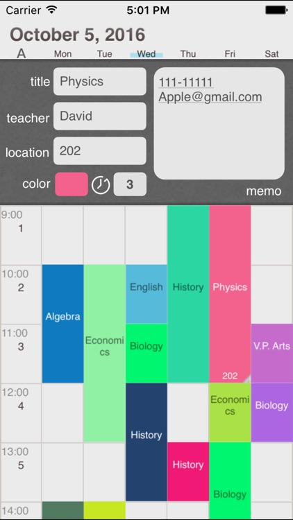 TimeTable+