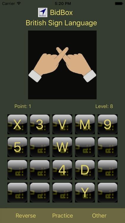 British Sign Language Alphabet screenshot-3