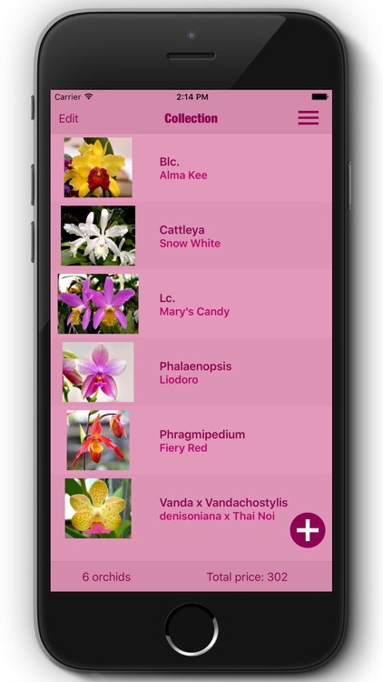 Orchid Collection screenshot-3