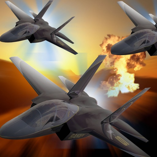 Super Combat Aircraft - An Addictive Game Of Explosions In The Air
