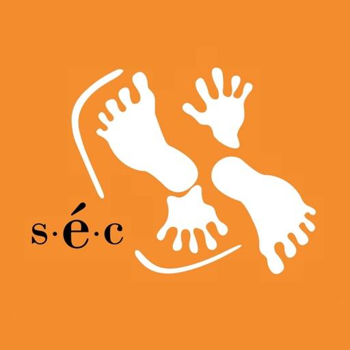 S.E.C. app logo