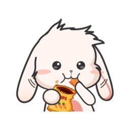 Rabbit Cute Sticker