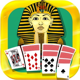 Tripeaks Egyptian Pyramid Solitaire Free Card Game