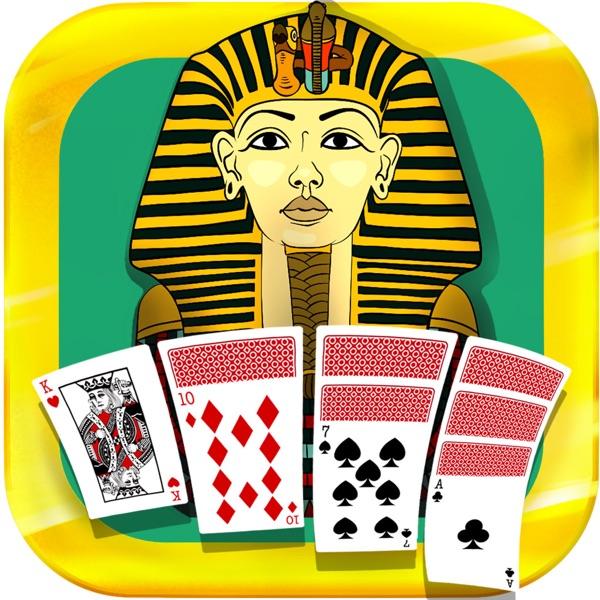 Tripeaks Egyptian Pyramid Solitaire Free Card Game 1.0  IOS