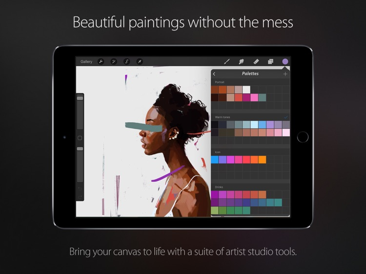 Procreate – Sketch, paint, create. screenshot-3