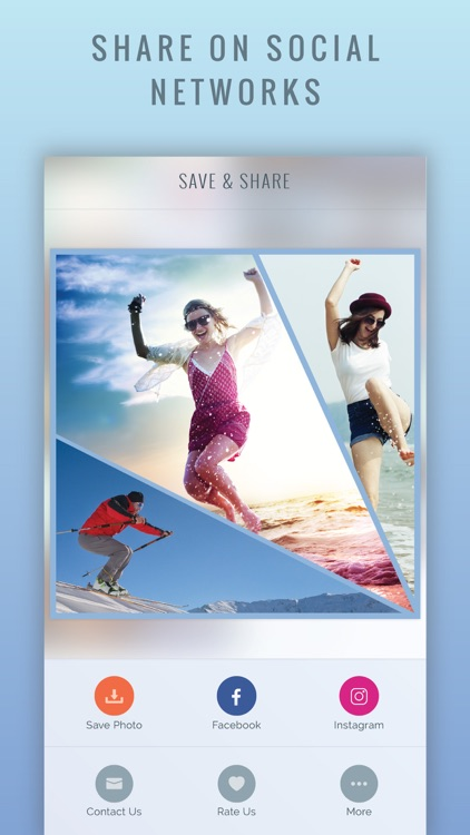 KITE Photo Collage Maker screenshot-4