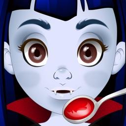 Halloween Doctor Office - Kids Monster & Spa Games
