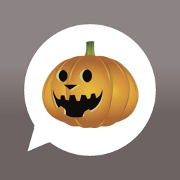 Halloween Stickers collection for iMessage
