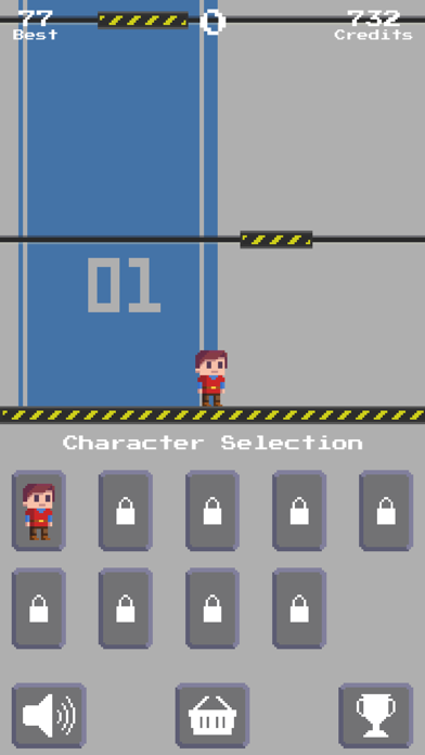 Platform Peril screenshot one