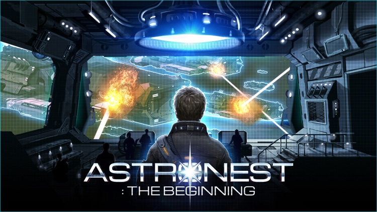 ASTRONEST - The Beginning screenshot-4