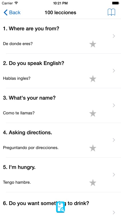 English Study Pro for Spanish Speakers screenshot-1