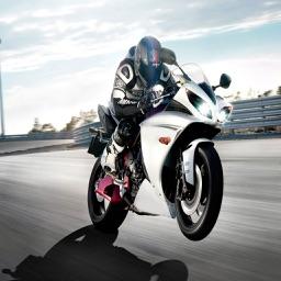 Crazy Bike Ride & Stunts