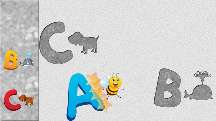 Italian Alphabet for Toddlers