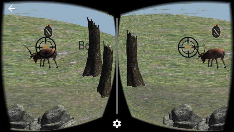 VR Sniper Animal Hunter For Google Cardboard screenshot-3