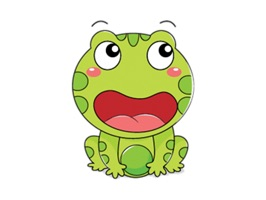 Little Frog - Cute stickers for iMessage