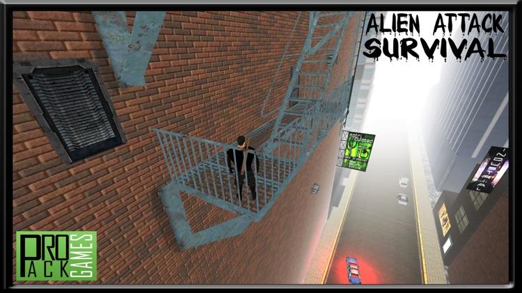 Alien Attack Survival - Max Infection War Anarchy
