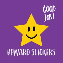 Reward Stickers for iMessage - Good Job, Great Job