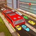 Futuristic Elevated Bus Simulator – Bus Driving icon