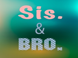 Bro. & Sis. - Stickers for iMessage